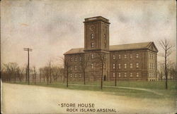 Store House-Rock Island Arsenal