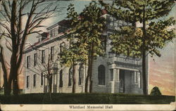 Whitford Memorial Hall