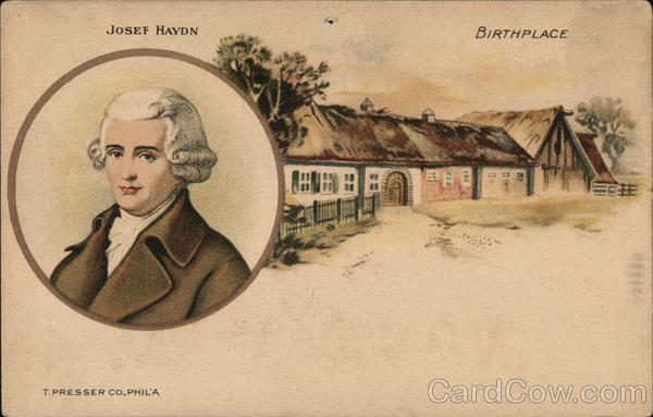 Josef Haydn Birthplace Composers