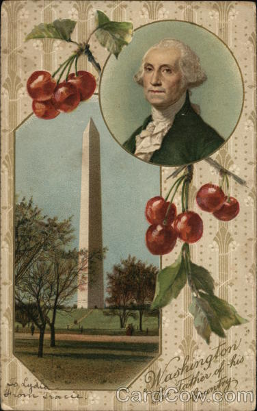 Washington, the Father of his country President's Day