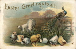 Easter Greetings to all