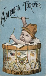 Boy in a Drum