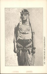 "The Duse as ""Cleopatra"""