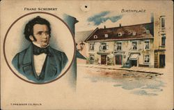 Franz Schubert- Birthplace