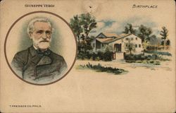 Birthplace of Giuseppe Verdi