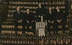 Sitting on the Lid Rum Room - Prohibition