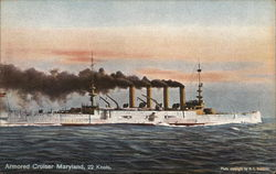 "Armored Cruiser ""Maryland"""