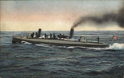 Torpedo Boat Cushing, 22.5 Knots