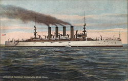Armored Cruiser Colorado