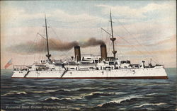 "Protected Steel Cruiser ""Olympia"""