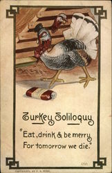 Turkey Soliloquy
