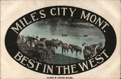 Miles City, Mont. Best in the West