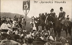 Mr. Jorrock's Hounds - Fox Hunt