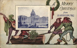 A Merry Christmas from Harrisburg
