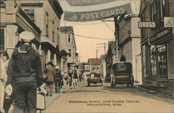 "Commercial Street (""Post Cards Sign"")"
