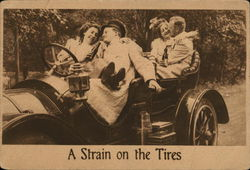 A Strain on the Tires