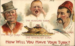 How Will You Have Your Turk