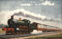 Great Western Railway - Fishguard Boat Express