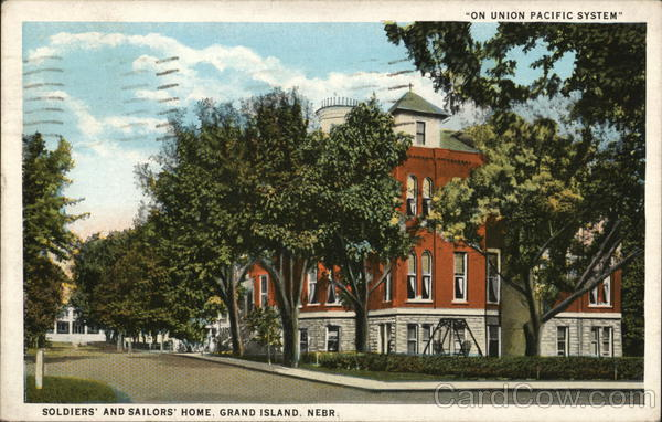 Soldiers And Sailors Home Grand Island Ne