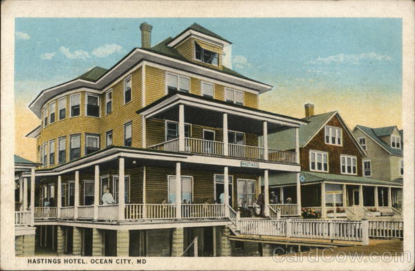 Hastings Hotel Ocean City Maryland