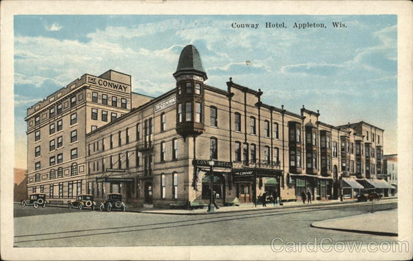 Conway Hotel Appleton Wisconsin