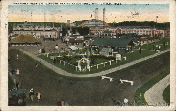 Westerly Section, Eastern States Exposition Springfield Massachusetts