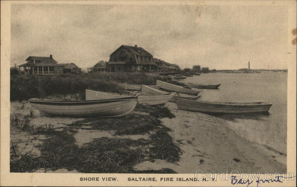 Shore View, Saltaire Fire Island New York