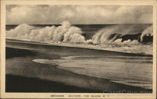 Breakers, Saltaire Fire Island New York