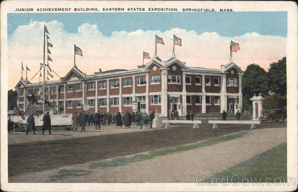 Junior Achievement Building, Eastern States Exposition Springfield Massachusetts