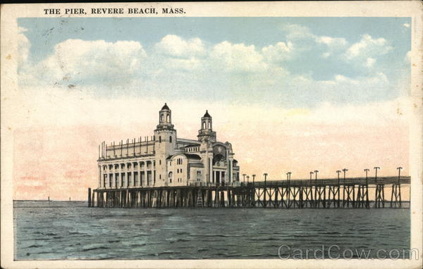The Pier Revere Beach Massachusetts