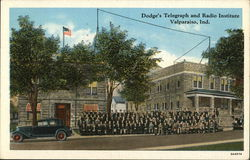 Dodge's Telegraph and Radio Institute