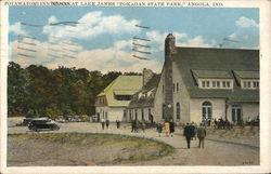 """Potawatomi Inn at Lake James """"Pokagan State Park"""""""