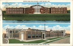 North and South Side High Schools