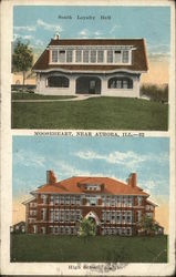 South Loyalty Hall and High School, Mooseheart