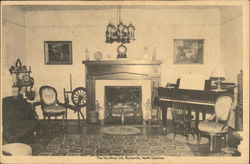 "The ""Parlor"" or Music Room of the Nu-Wray Inn"