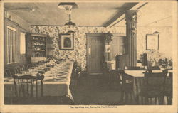 Dining Room at the Nu-Wray Inn