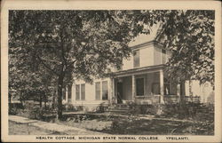 Health Cottage, Michigan State Normal College