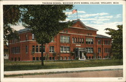 Training School, Michigan State Normal College