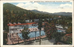 Swimming Pools, Brookside Park