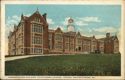 Administration Building, State Normal School, Near Baltimore