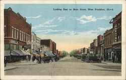 Looking East on Main Street