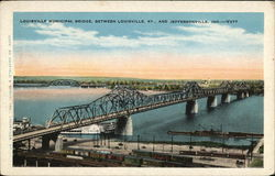 Louisville Municipal Bridge