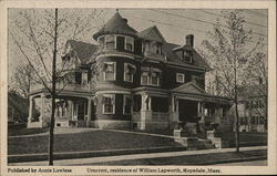 Urncrest, Residence of William Lapworth