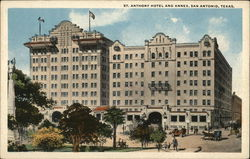 St. Anthony Hotel and Annex