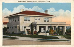 Babe Daniels' Home, Hollywood, Calif.