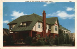 Home of Lois Wilson