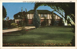Home of Marion Davies