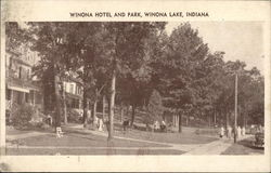 Winona Hotel and Park