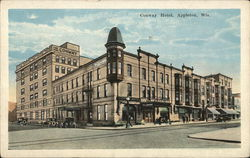 Conway Hotel Postcard