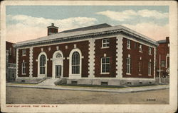 New Post Office, Port Jervis